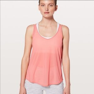 Lululemon Such a Cinch Tank
